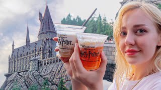 UNIVERSAL STUDIOS in Osaka, JAPAN! | Exploring Wizarding World of Harry Potter!!
