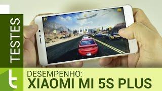 Desempenho do Xiaomi Mi 5s Plus | Teste de velocidade oficial do TudoCelular