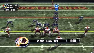 Dallas Cowboys @ Washington Redskins - NFL Blitz 2003 (Xbox)
