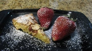 Almond Crusted Torte - Lynn's Recipes