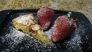 Almond Crusted Torte - Lynn's Recipes