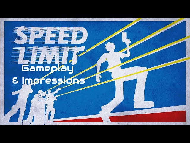 Speed Limit Gameplay & Impressions As A Casual Player