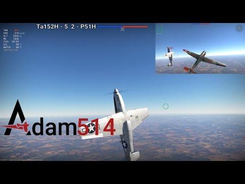 Statistics for P-51H-5-NA | War Thunder