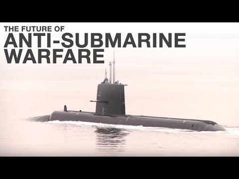 The future of anti-submarine warfare