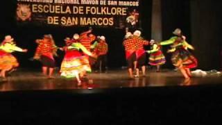 Danzas del Perú - Sara LLankay - Apurimac