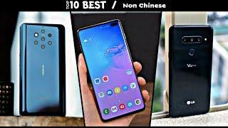 Top 10 BEST (Non Chinese) Smartphones in 2019