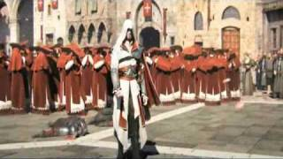 Assassin's Creed Brotherhood Music Video Linkin Park (In Pieces)