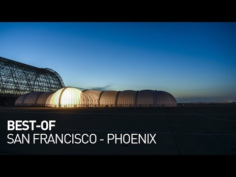 Solar Impulse - Best of First Round-the-World Solar Flight, San Francisco - Phoenix