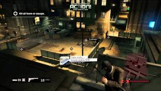 Watch dog - Gameplay - Mission 6 - Thanks for the tip