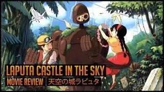 Laputa Castle In The Sky Review
