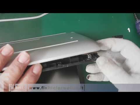 HP 15-da0064nl sostituzione batteria - Battery Replacement