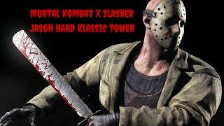 Mortal Kombat X (PS4) Slasher Jason HARD Klassic Tower Ladder