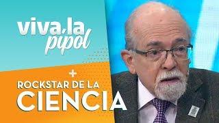 El rockstar de la ciencia: Profesor José Maza visitó Viva La Pipol