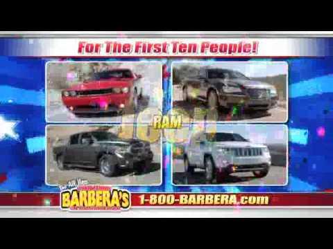 Black Friday Deals at Philadelphia Jeep Dealer | Barbera's Autoland