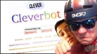 #3 Wtorek z BATMANEM - Cleverbot | Hexon ma nową dziewczynę!