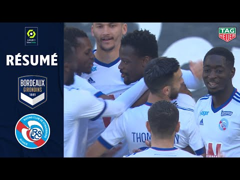 Bordeaux Strasbourg Goals And Highlights