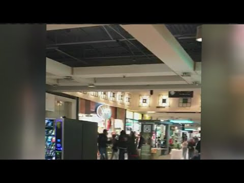 Large Disturbance At The Eastfield Mall In Springfield