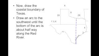 How To Draw Texas- Explained