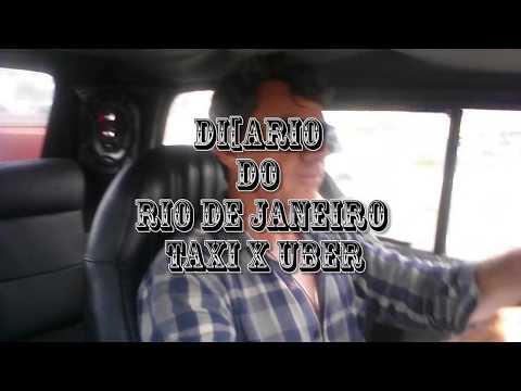 DIÁRIO DO RIO DE JANEIRO TAXI X UBER