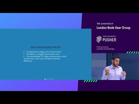 Zero Knowledge Proofs in Node.JS - Federico Rampazzo