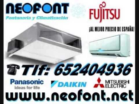 instalador de aire acondicionado alicante split y