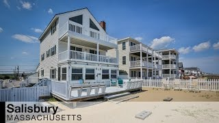 video of 180 north end boulevard   salisbury massachusetts real estate homes by karol flannery