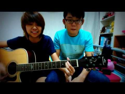 Forever Love - Tina Suppanad Jittaleela Yes or No 2 Ost (guitar cover)