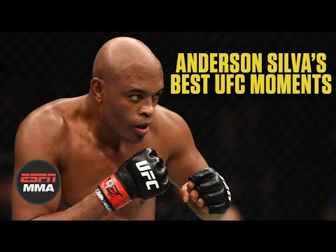 Anderson Silva's best career moments | ESPN MMA