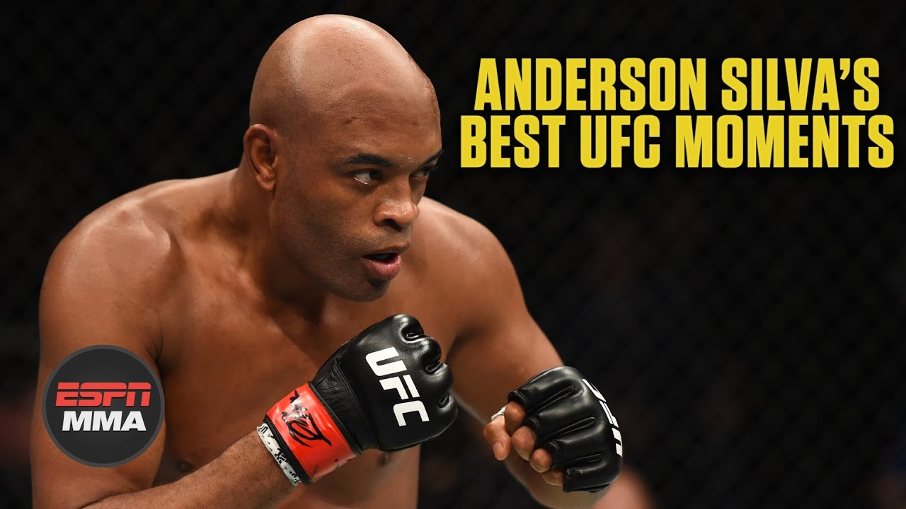 Anderson Silva's best career moments | ESPN MMA