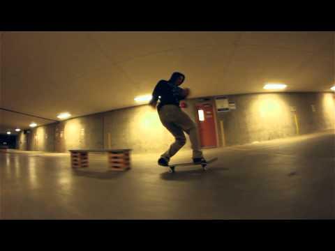 Richmond Box Sessions : BC Skateboarding 2011 Canada