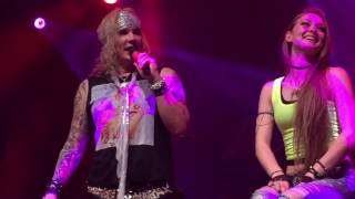 "Steel Panther - ""Girl from Oklahoma"" + impromptu medley Live 04/05/17 Philly, PA"