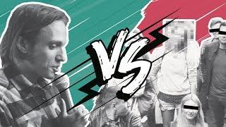 (N-18) STAND UP: OLEG SURAJEV vs. ŽIŪROVAI