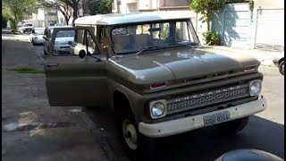 Chevrolet Suburban 2 Door Carryall 1966