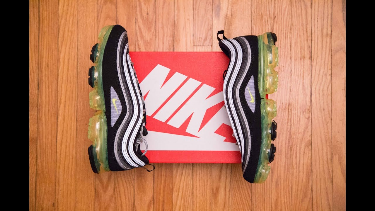 brand new ea372 92c78 Are HYBRIDS/FUSION the new trend? || Nike Air Vapormax 97 'OG Japan ...