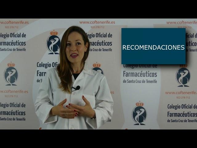 Farmaconsejos: Benzodiacepinas