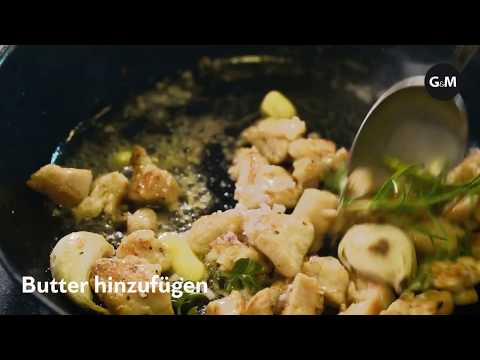 Beat Stofer präsentiert sein berühmtes Limonenrisottoo | GaultMillau Schweiz