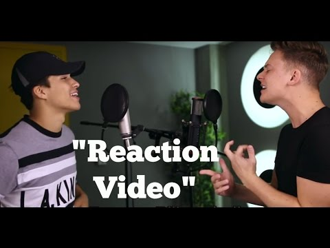 "Bruno Mars - 24K Magic (SING OFF vs. Alex Aiono) - ""Reaction Video"""
