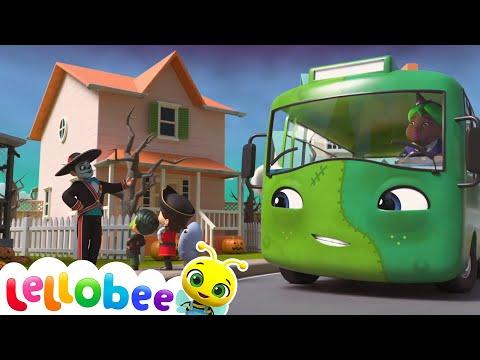 Halloween Wheels On The Bus | Little Baby Bum ABC Kids - Nursery Rhymes \u0026 Kids Songs