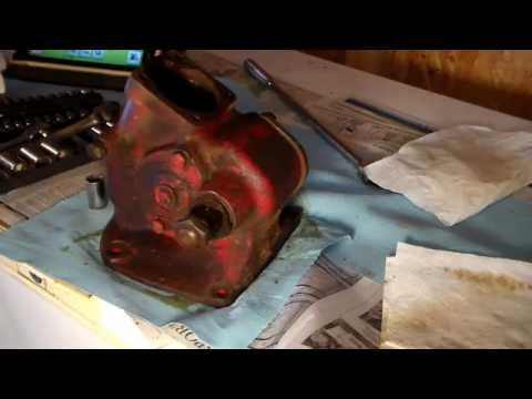 Ford 8n Steering Assembly Part 5