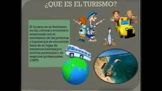 TURISMO ALTERNATIVO Y TURISMO CONVENCIONAL
