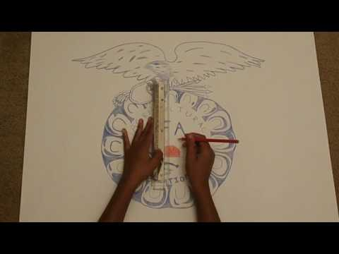 FFA Emblem Speed draw (School Project)