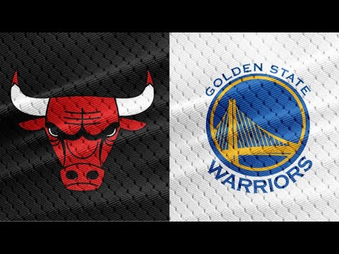 NBA Live Stream: Chicago Bulls Vs Golden State Warriors (Live Reaction & Play By Play)