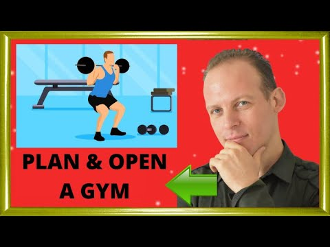 How to write a business plan for a gym