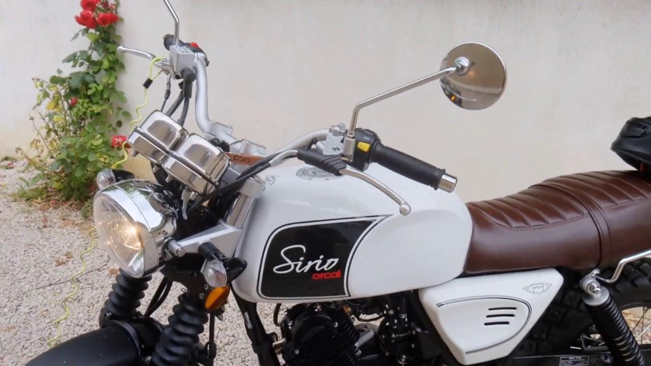 Orcal Sirio Moto 125