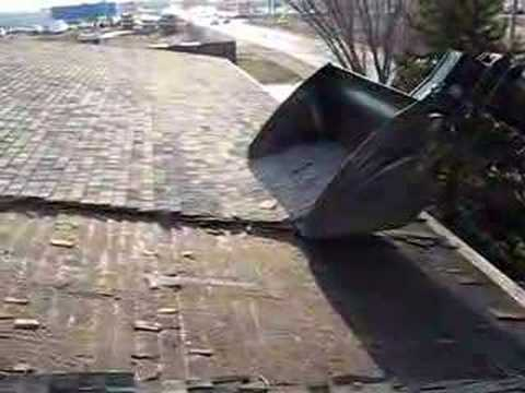 Cedar Shingle Tear Off Youtube