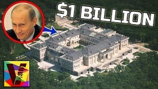 10 Billionaire World Leaders And Their Billionaire Lifestyles