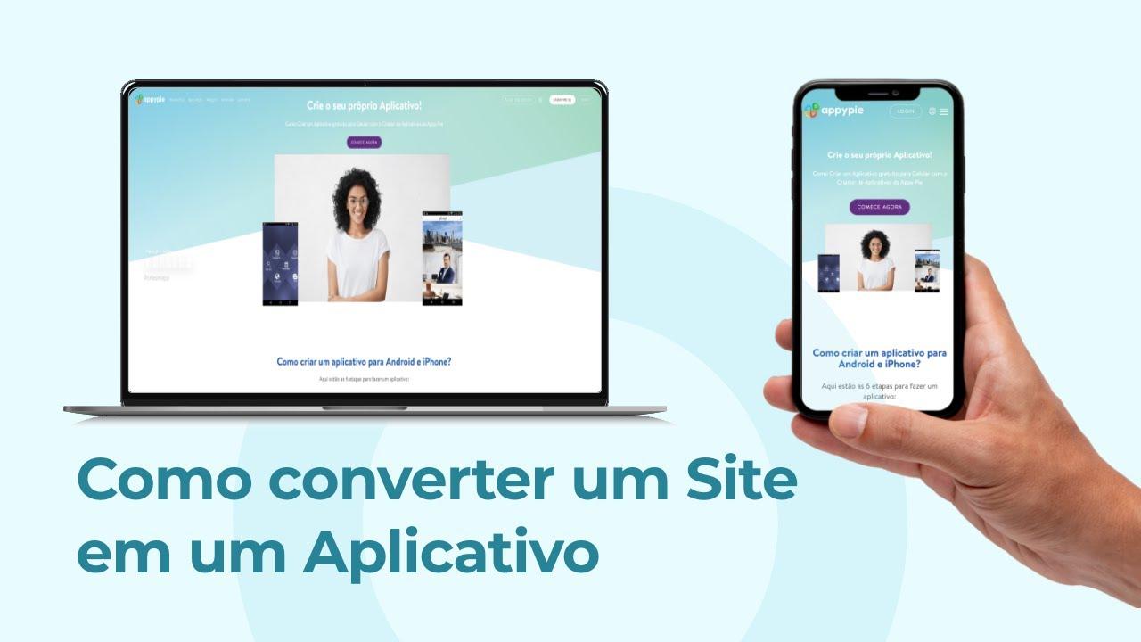 Como converter um Site em um Aplicativo? : lição 08
