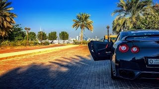 DT Test Drive — 700 HP Nissan GT-R in Dubai