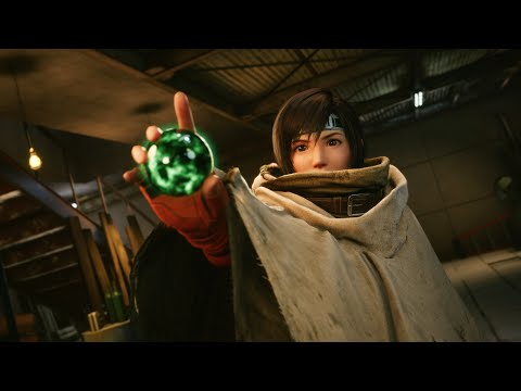 FINAL FANTASY VII REMAKE INTERGRADE ? PS5 Announcement Trailer