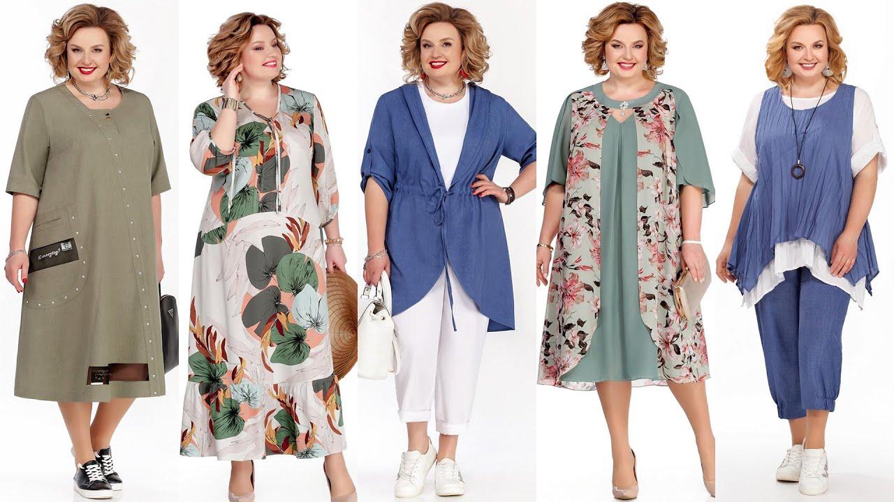 одежда для полных женщин 60